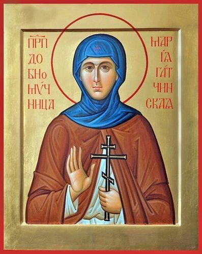 St. Maria Gatchina The New Martyr - Icons