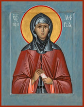 Load image into Gallery viewer, St. Maria Of Radonezh - Icons