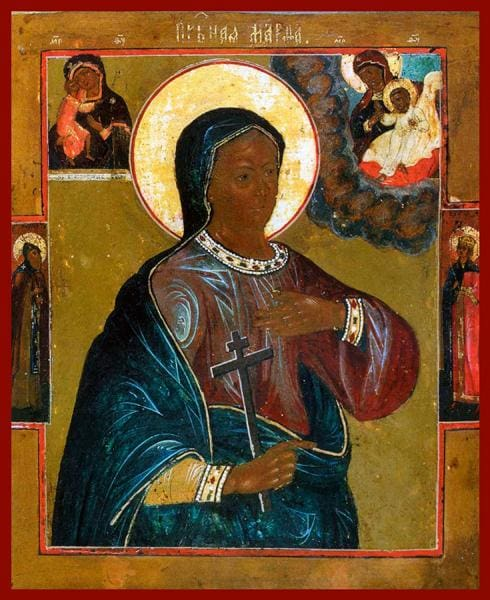 St. Martha - Icons