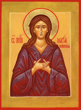 Load image into Gallery viewer, St. Mary Of Egypt - Icons