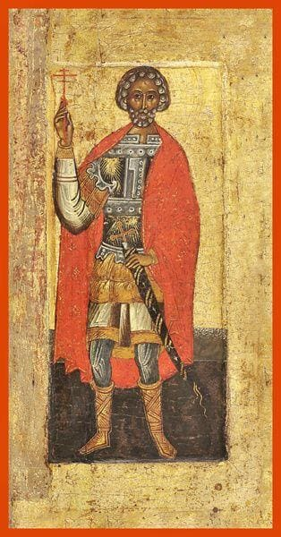 St. Menas Of Egypt - Icons