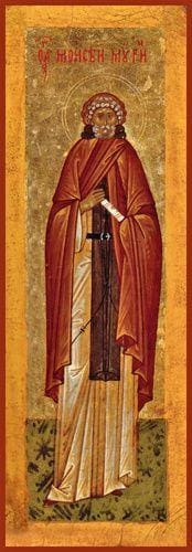 St. Moses The Black - Icons