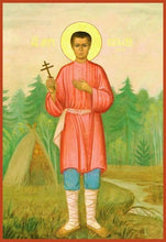 Load image into Gallery viewer, St. Nicholas Gusev The New Martyr - Icons