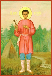 St. Nicholas Gusev The New Martyr - Icons