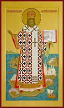 Load image into Gallery viewer, St. Nicholas Of Japan - Icons