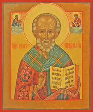 Load image into Gallery viewer, St. Nicholas Of Myra - Icons