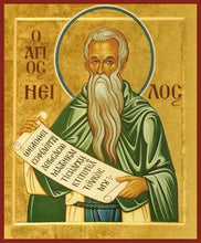 Load image into Gallery viewer, St. Nilus The Myrrhgusher - Icons
