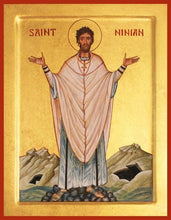Load image into Gallery viewer, St. Ninian Of Scotland - Icons