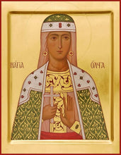 Load image into Gallery viewer, St. Olga Of Minsk - Icons