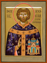 Load image into Gallery viewer, St. Oscar Of Hamburg - Icons