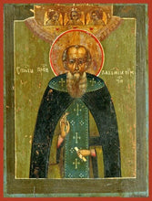 Load image into Gallery viewer, St. Pachomius Of Nerekhtsk - Icons