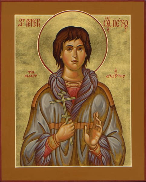 St. Peter The Aleut - Icons