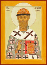 Load image into Gallery viewer, St. Phillip Metropolitan Of Moscow - Icons