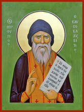 Load image into Gallery viewer, St. Porphyrius Of Kafsokalybia - Icons