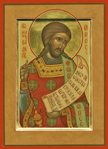St. Romanos The Melodist - Icons