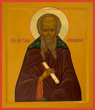 Load image into Gallery viewer, St. Sabbas The Sanctified - Icons