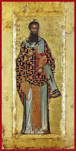 St. Sava Of Serbia - Icons