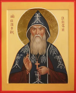 St. Seraphim Of Glinsk - Icons