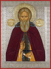 Load image into Gallery viewer, St. Sergius Of Radonezh - Icons