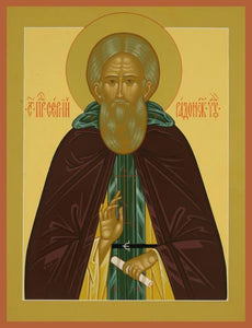 St. Sergius Of Radonezh - Icons