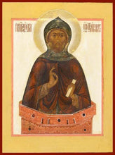 Load image into Gallery viewer, St. Simeon The Stylite - Icons