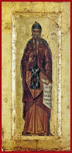 St. Simon The Myrrhgusher - Icons
