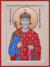 Load image into Gallery viewer, St. Stephen Of Hungary - Icons