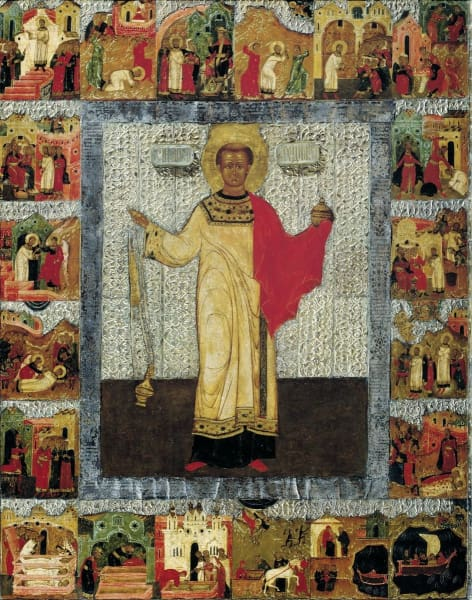St. Steven The First Martyr - Icons