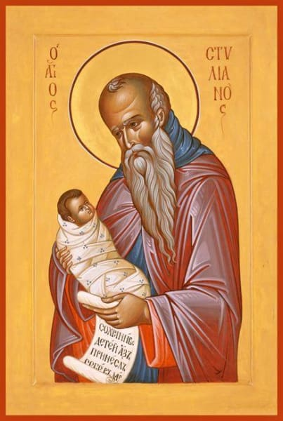 St. Stilian - Icons