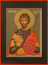 Load image into Gallery viewer, St. Theodore Of Tyro - Icons