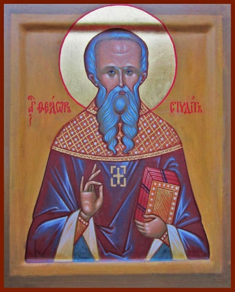 St. Theodore The Studite - Icons