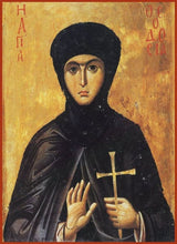 Load image into Gallery viewer, St. Theodosia Of Tyre - Icons