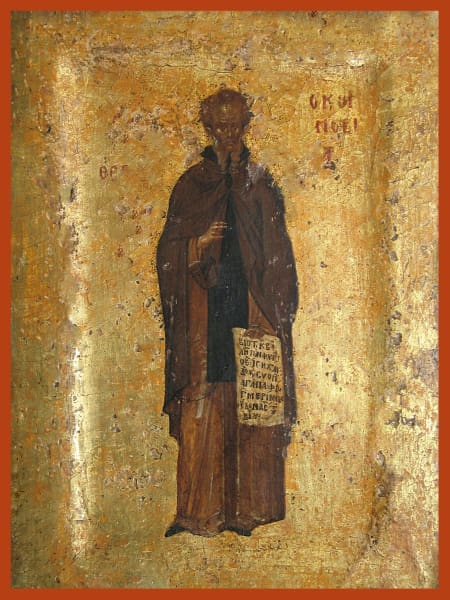 St. Theodosius The Great - Icons