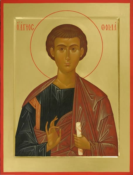 St. Thomas The Apostle - Icons