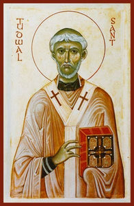 St. Tydwal Of Wales - Icons