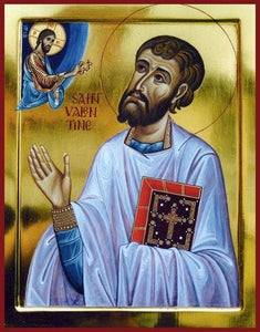 St. Valentine The Martyr - Icons