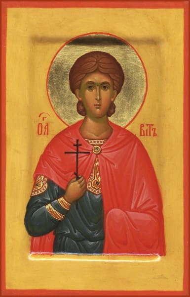 St. Vitus Of Rome - Icons