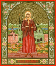 Load image into Gallery viewer, St. Xenia Of St. Petersburg - Icons