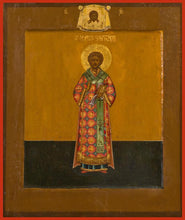 Load image into Gallery viewer, st John Chrysostom Russian orthodox icon