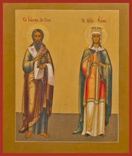 Load image into Gallery viewer, Sts. James Brother Of The Lord And Elena - Icons