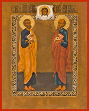 Load image into Gallery viewer, Sts. Peter And Paul - Icons