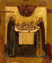 Load image into Gallery viewer, Sts. Zosimas And Sabbatius Of Solovki - Icons