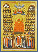 Load image into Gallery viewer, Synaxis Of Kiev Caves Saints - Icons