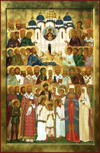 Load image into Gallery viewer, Synaxis Of Siberian Saints - Icons