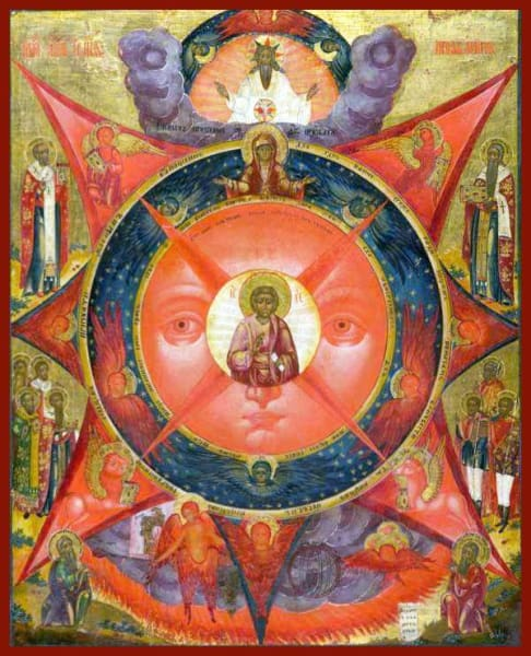 The All-Seeing Eye Of God - Icons