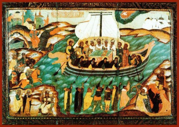 The Ark Of Salvation - Icons