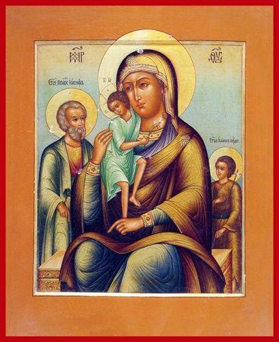 The Holy Family - Icons