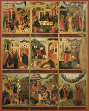 Load image into Gallery viewer, The Nine Beatitudes - Icons