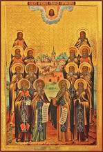Load image into Gallery viewer, The Optina Elders - Icons