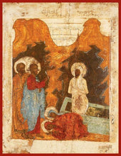 Load image into Gallery viewer, The Raising Of Lazarus - Icons